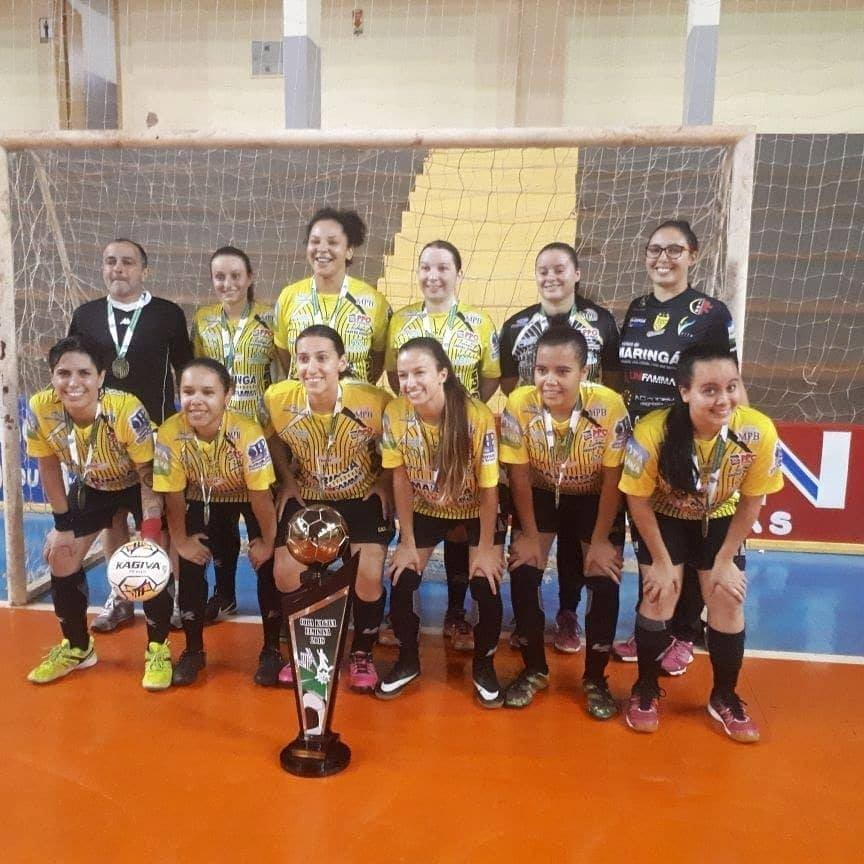 Maringá Seleto Clube, equipe feminina, tem mais de 20 anos de história