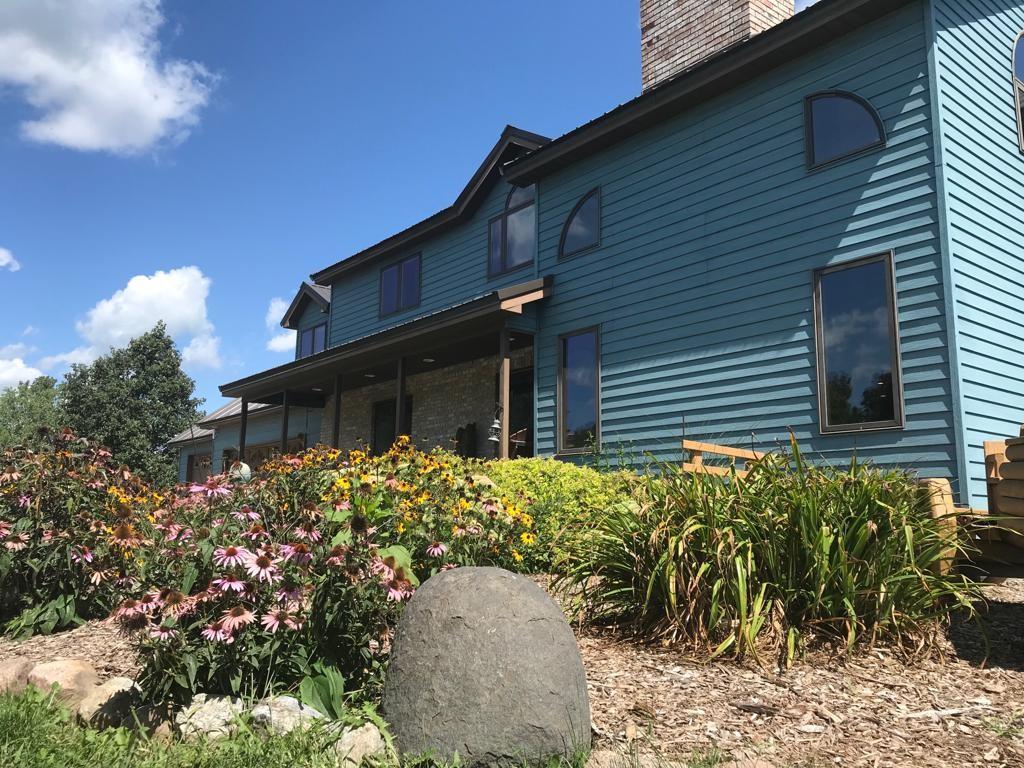 Casa do produtor rural John Maxwell