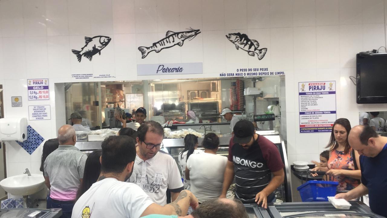 Sexta-feira: dia de comprar peixe