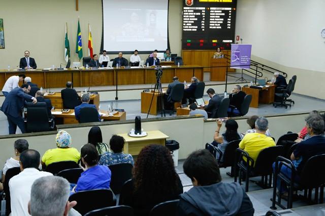 Na Câmara, vereadores querem mais informações sobre iniciativa