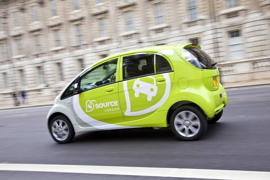 Londres pode ter até 100 mil carros elétricos até 2025
