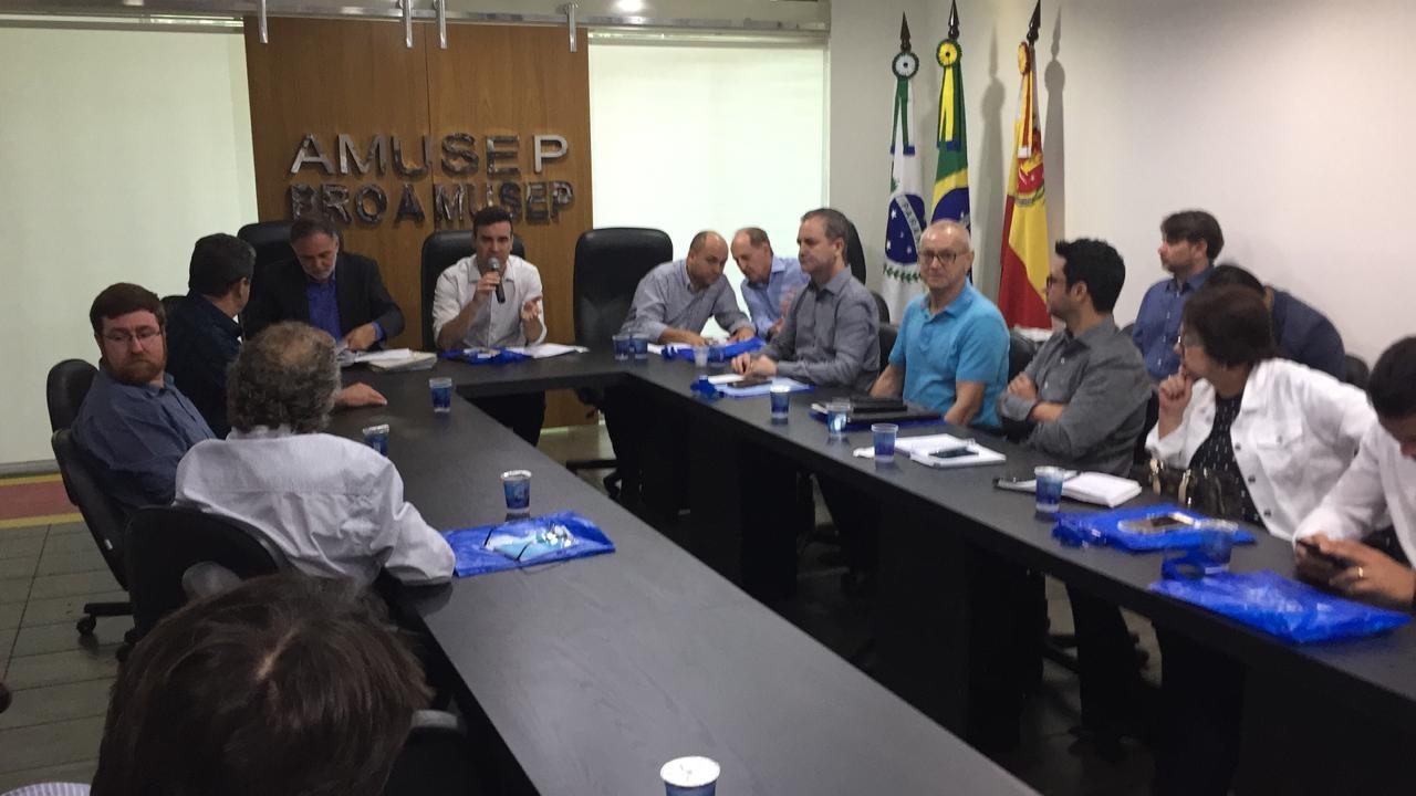 Amusep e IAP firmam parceria para capacitação de técnicos