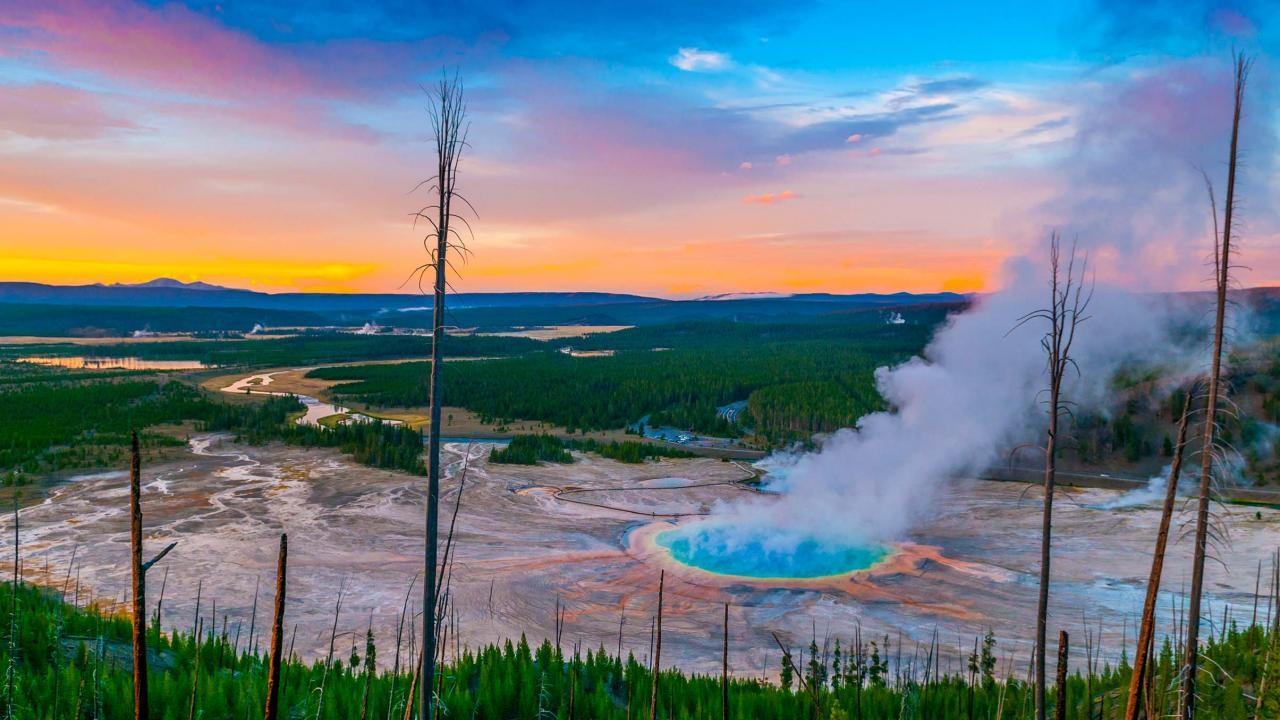 Pesquisa realiza levantamento sobre como lidar com resíduos em parques nacionais dos EUA