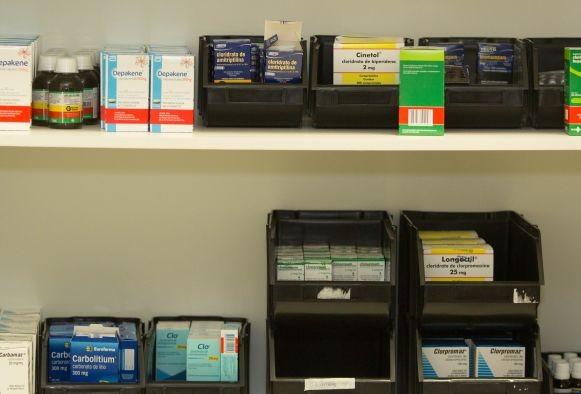 Saúde amplia rede de distribuição de medicamentos controlados