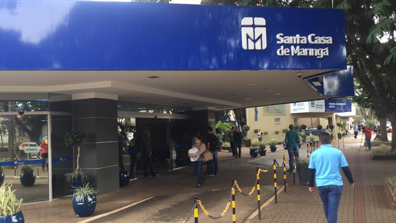 Santa Casa adota plano de contingência durante greve dos caminhoneiros