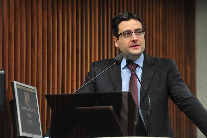 Deputado estadual Homero Marchese explica o voto favorável à Reforma da Previdência