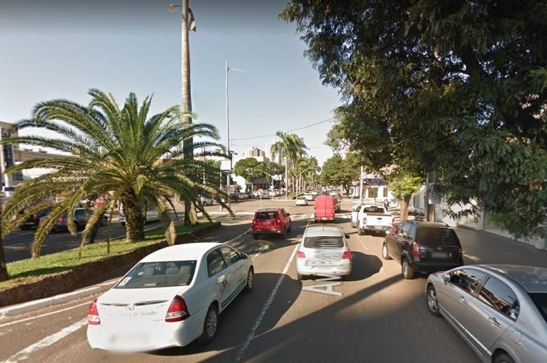 Trânsito: Evite trafegar pela Avenida Paraná até sexta-feira (20)