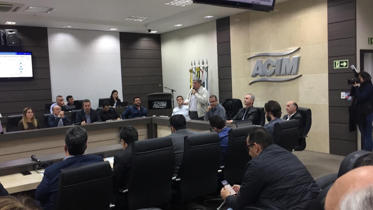 Prefeitura de Maringá defende empréstimo de R$ 42 milhões
