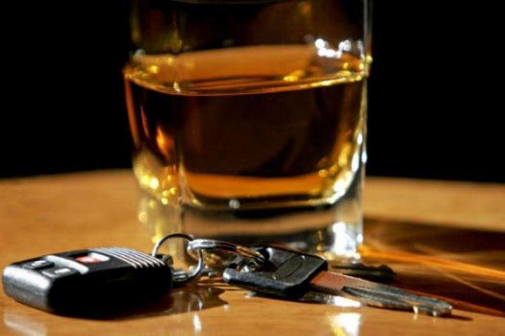 Três motoristas bêbados foram detidos neste fim de semana