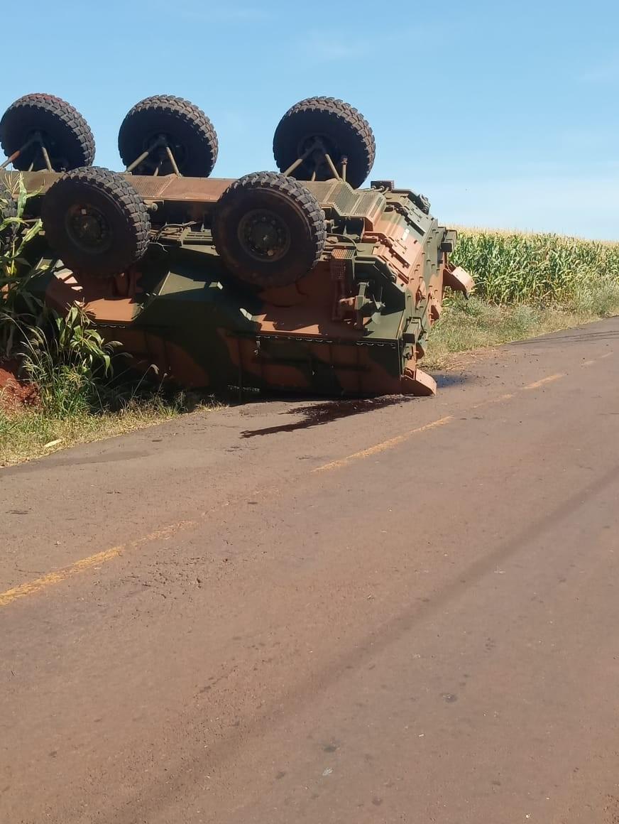 Foto: Divulgação/30° Batalhão de Infantaria Mecanizada