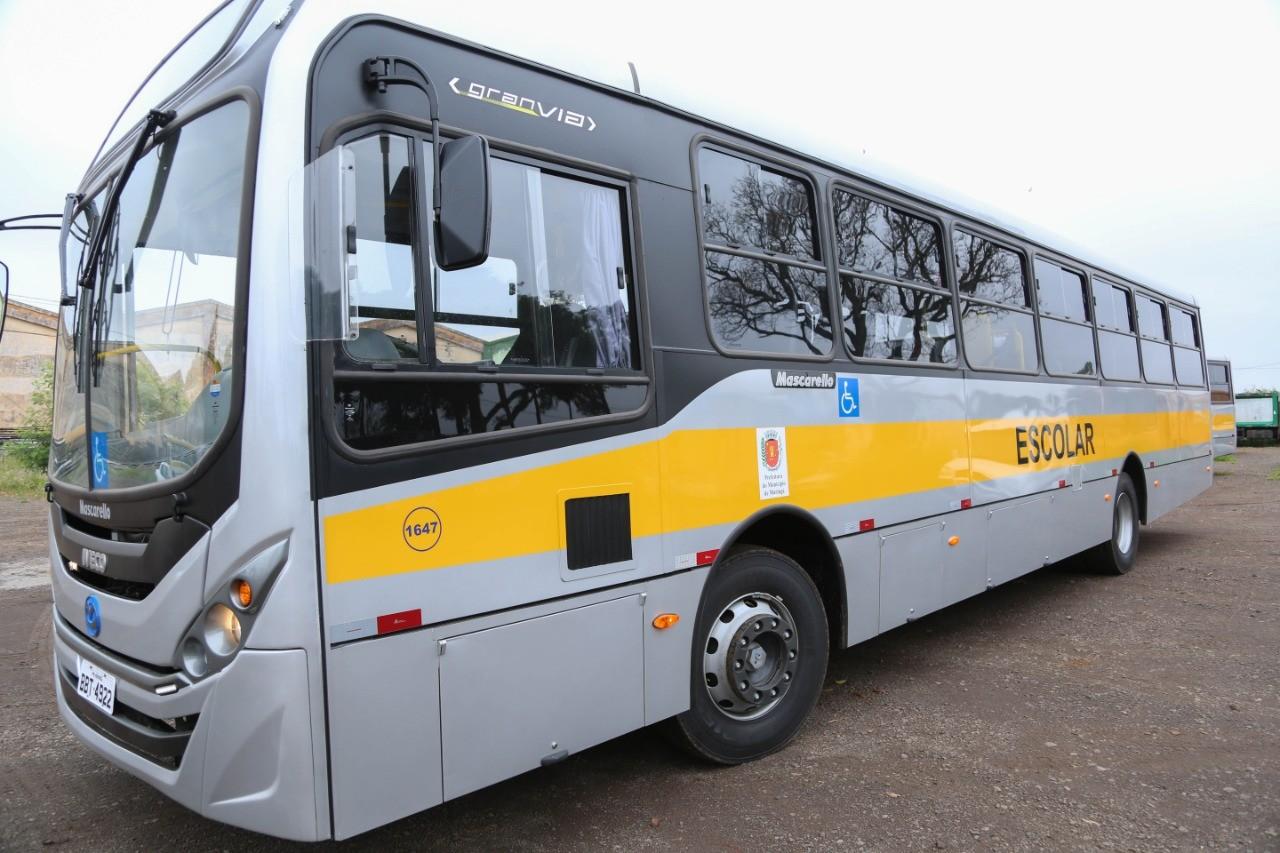 Requerimento pede informação sobre transporte escolar municipal