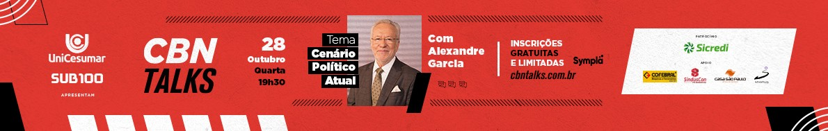 CBN Talks - Alexandre Garcia