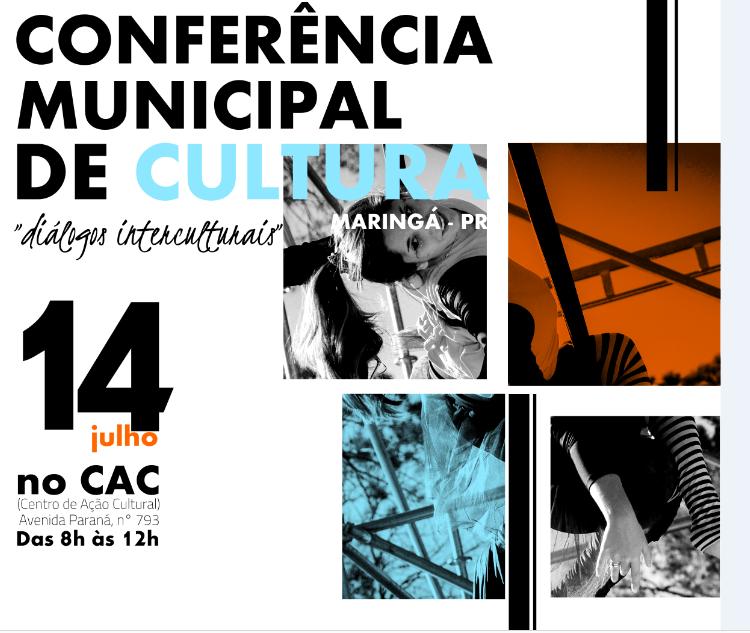 Conferência Municipal de Cultura em Maringá discute ações para o futuro