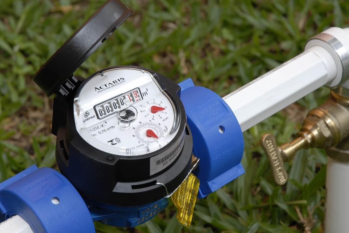 Como é tarifada a água no Paraná