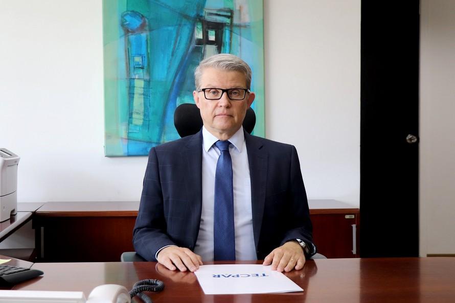 Tecpar tem novo presidente