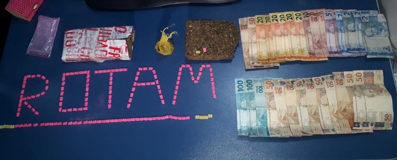 Jovem é preso em Mandaguaçu com 162 comprimidos de ecstasy