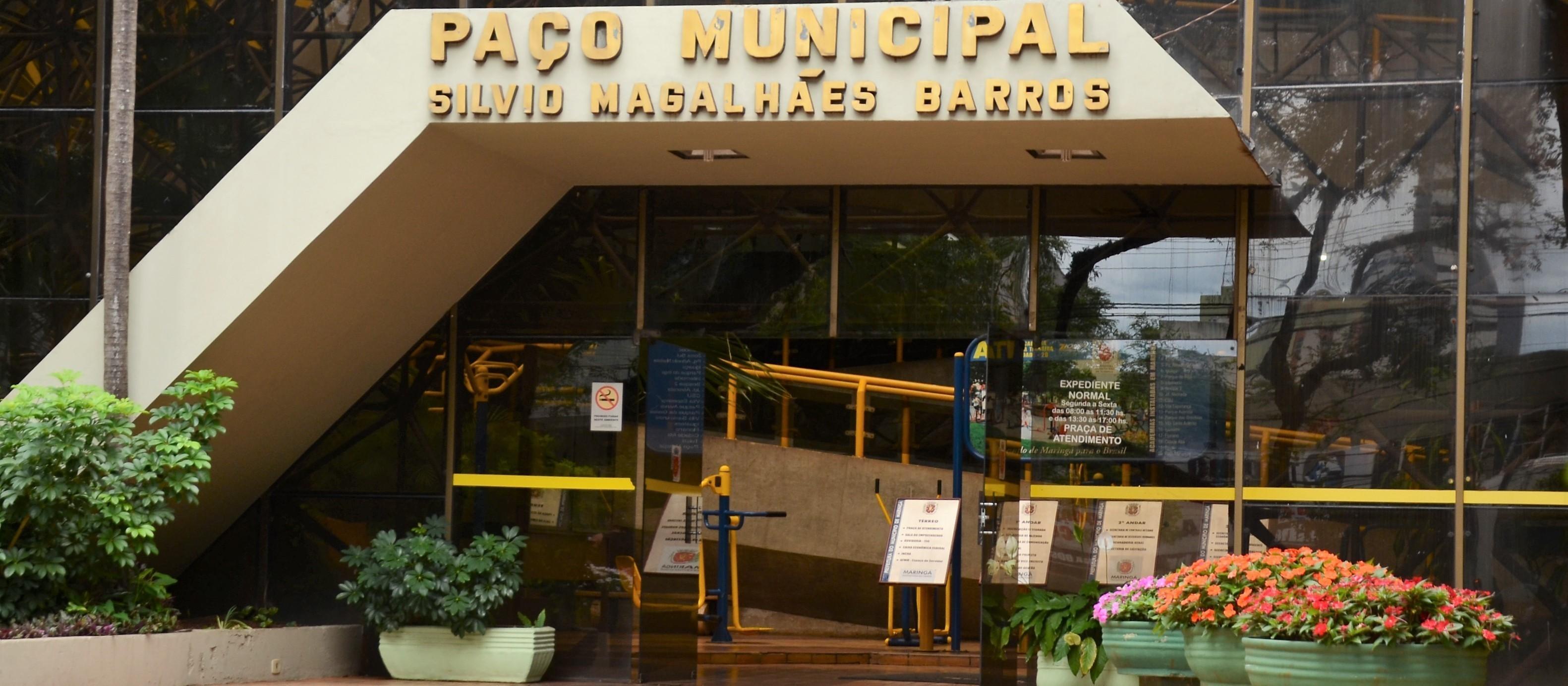 Decreto homologa participantes da revisão do Plano Diretor de Maringá