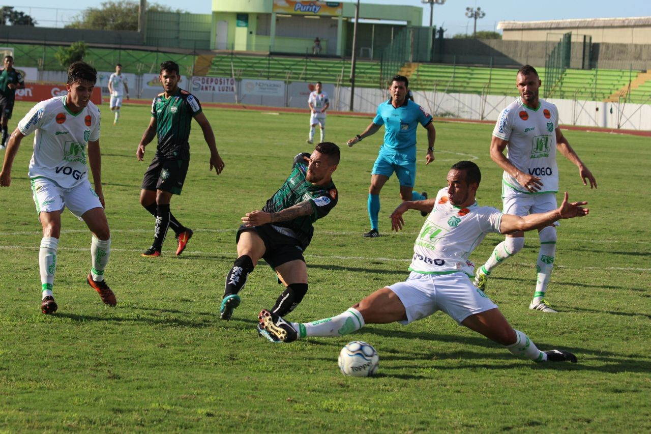 Apesar de empate na estreia, Maringá FC não fica em situação ruim