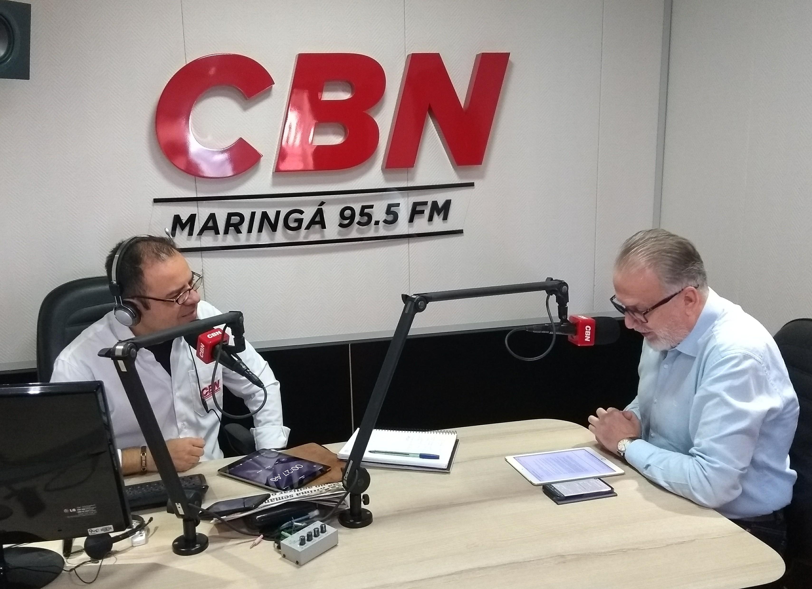 Segunda é dia de reuniões com secretários em Curitiba e Maringá