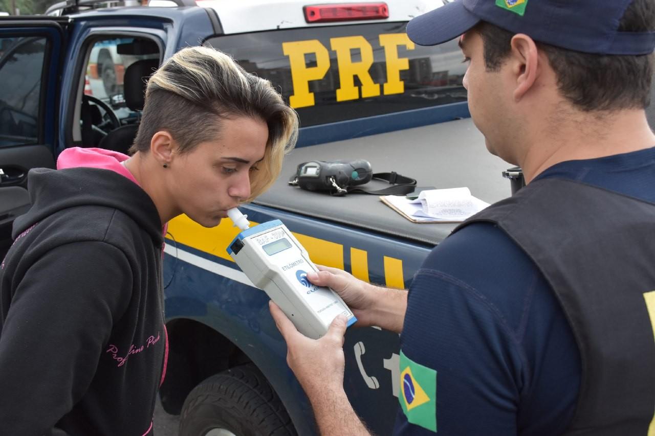 158 motoristas foram flagrados bêbados em Maringá em 2017