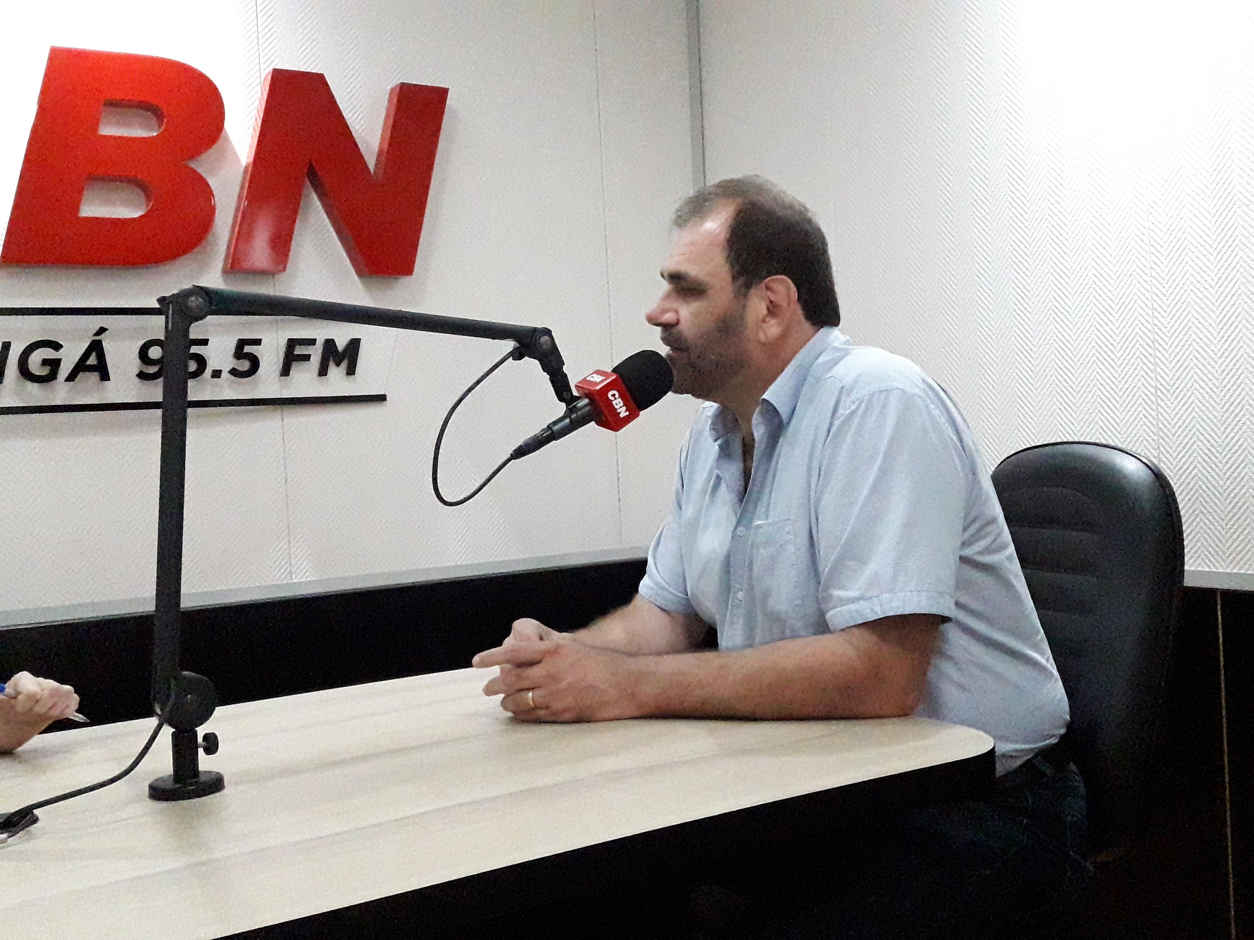 Mário Verri (PT) elegeu o esporte e a saúde como prioridades