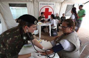 5ª. Região Militar no Paraná realiza processo seletivo para a área de saúde