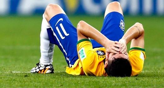 Três erros que levaram a seleção brasileira a derrota e que podem acontecer nas empresas