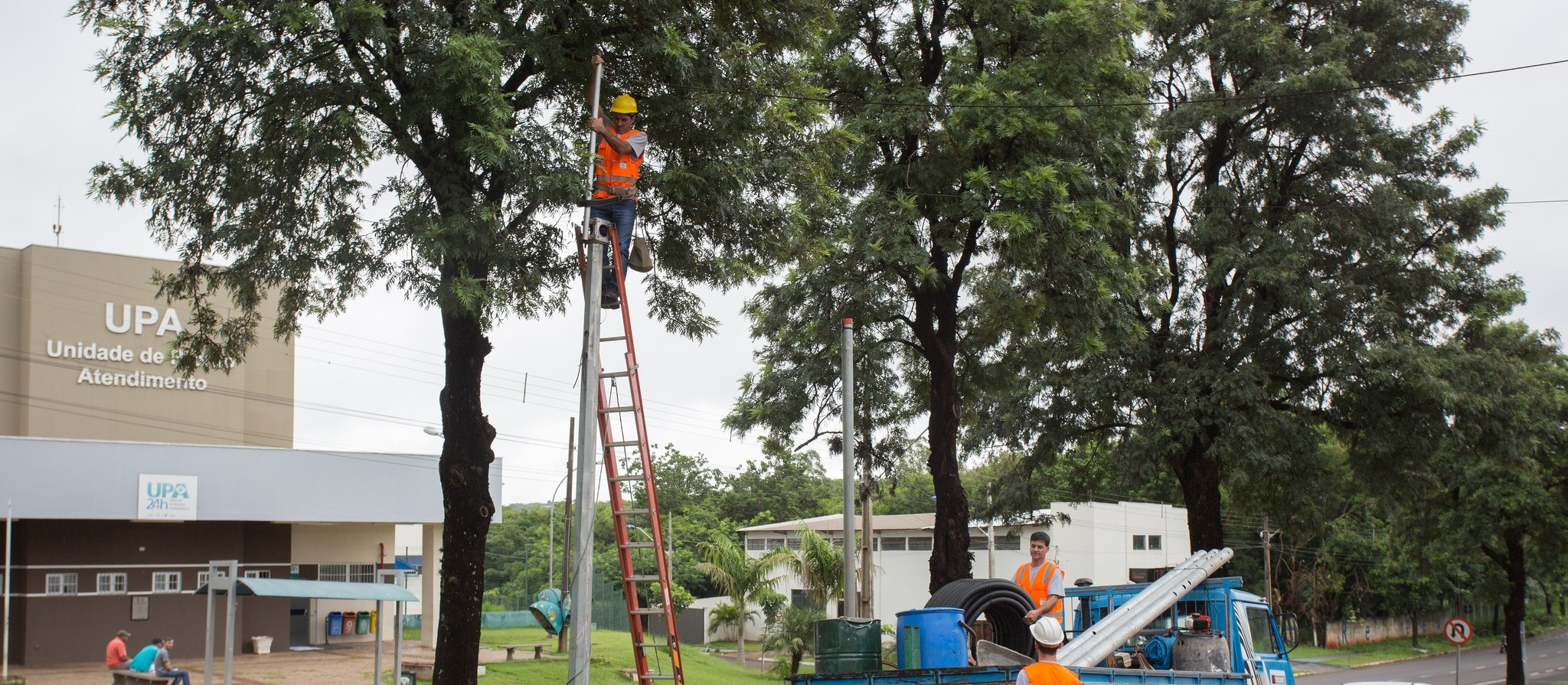 Primeira parte da instalação dos radares termina nessa sexta-feira (12)