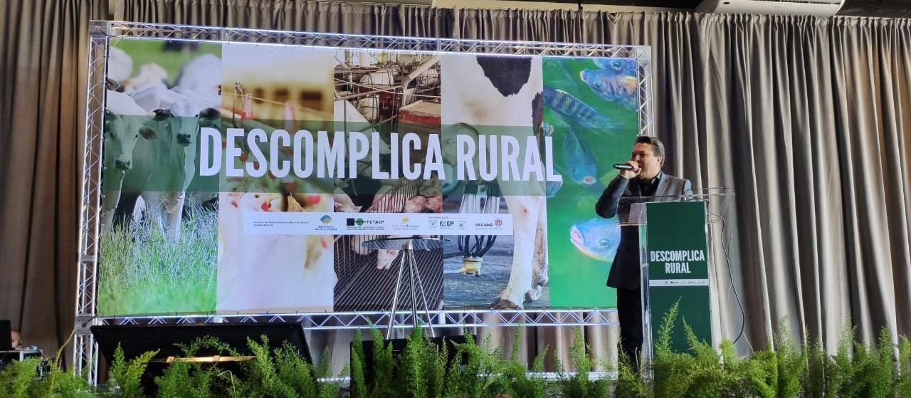 Governo estadual adia eventos do Programa Descomplica Rural