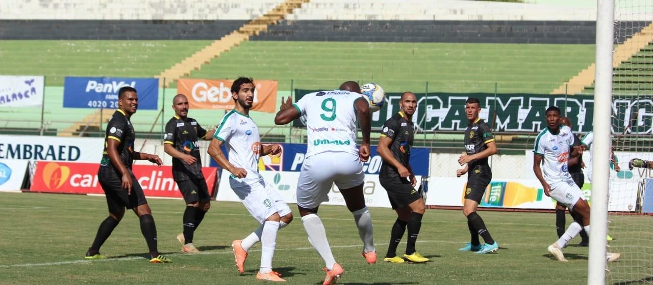 Após confirmar acesso, Maringá FC 'vira a chave' em busca do título da Série B do Paranaense