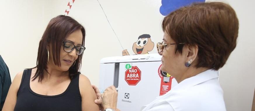 Maringá já vacinou mais de 3,1 mil crianças e gestantes contra gripe