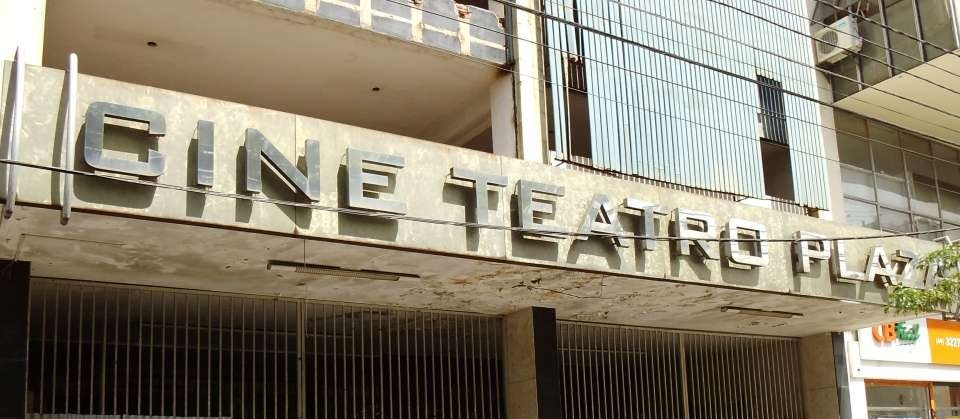 90% do projeto de reforma do Cine Teatro Plaza está definido