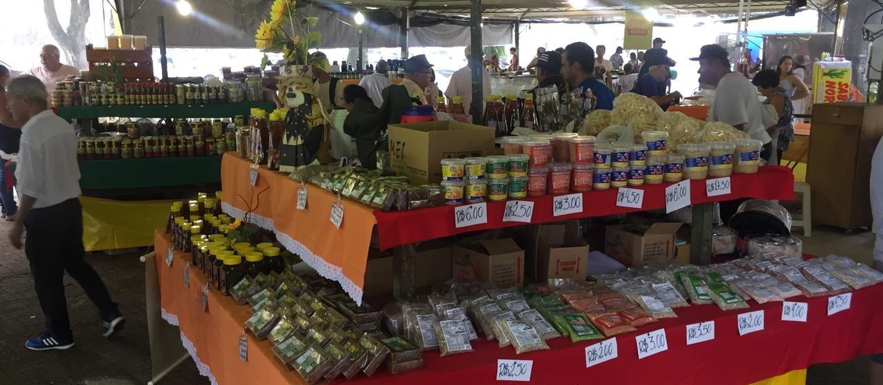 Feira da Agroindústria encerra nesse sábado (10)