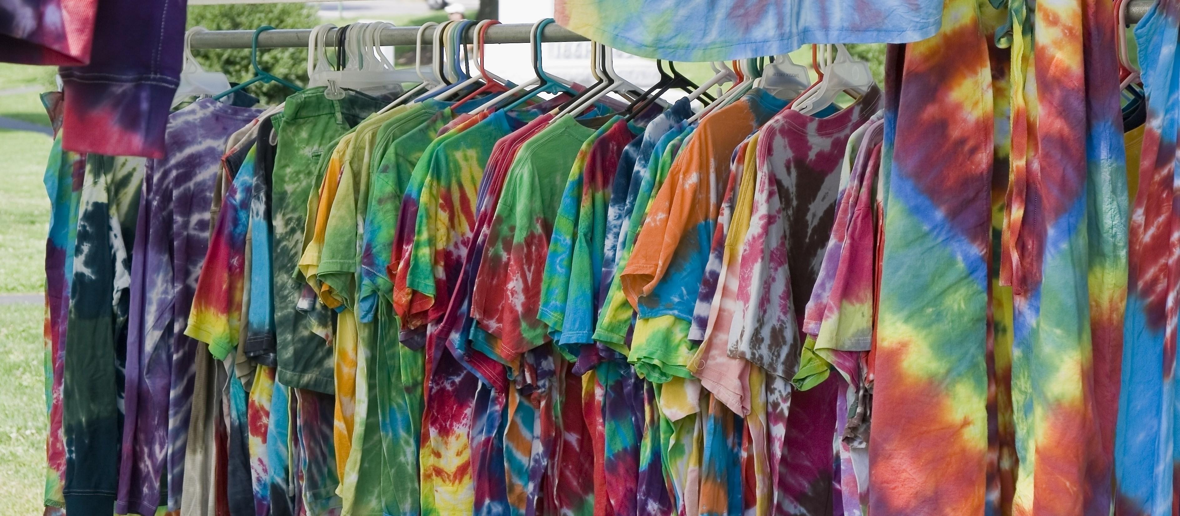 Moda 'Tie Dye' e 'Ombré' serão tendências nas próximas estações