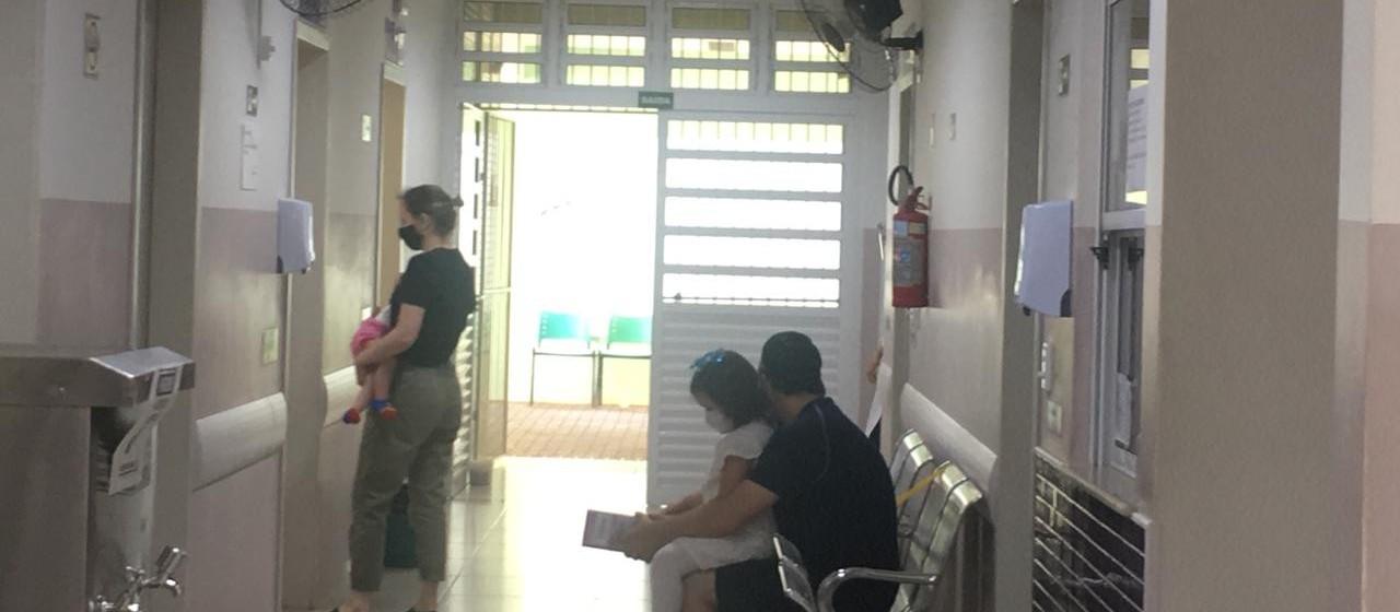 Unidades de Saúde de Maringá estão vacinando neste sábado (17)