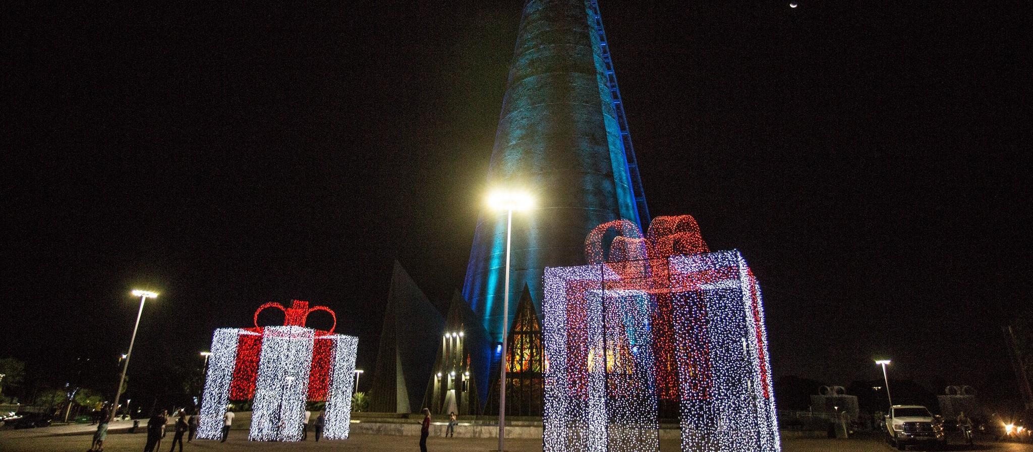 Quase 5% da decoração natalina foi furtada em Maringá