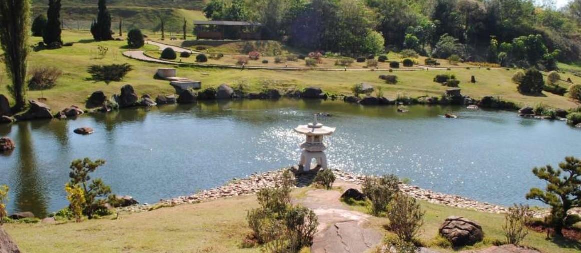 Parque do Japão reabre em Maringá