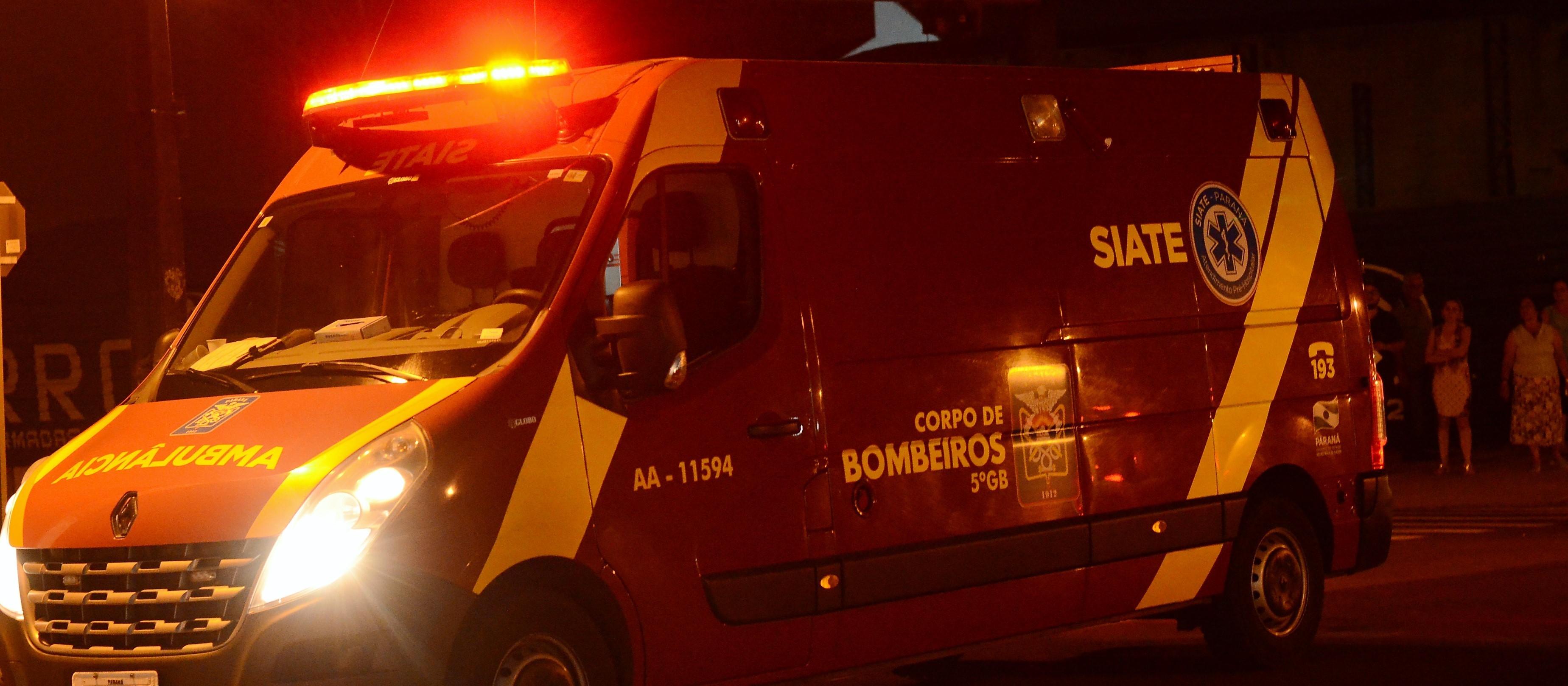 Bombeiros somam 133 atropelamentos e três óbitos este ano em Maringá