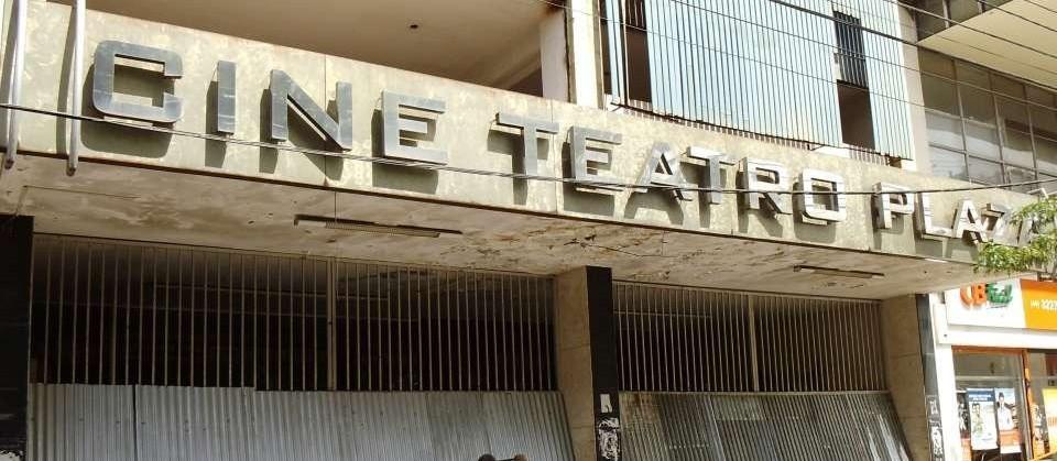Qual o futuro do Cine Teatro Plaza?
