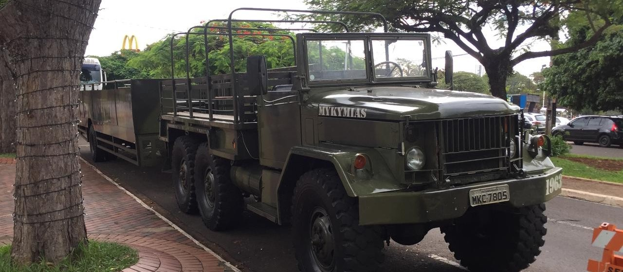 Maringá: uma cidade militarista?