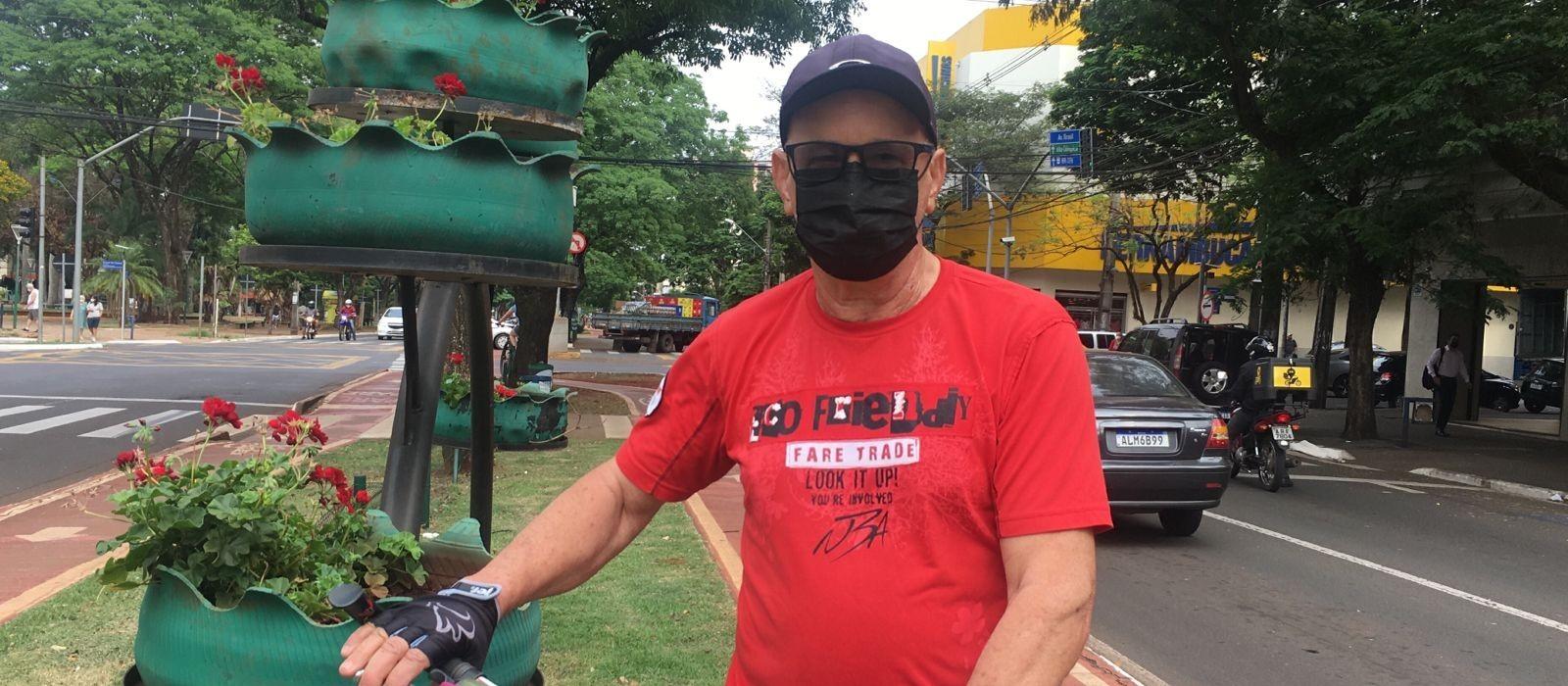No Dia Mundial Sem Carro, emissora de rádio estimula o uso de bicicletas
