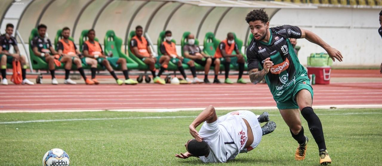 MFC renova com mais seis atletas para o Campeonato Paranaense 2021