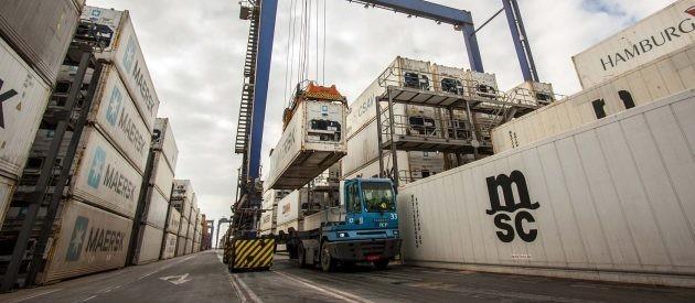 Exportações de carnes pelo Porto de Paranaguá aumentaram 17,5% em 2019