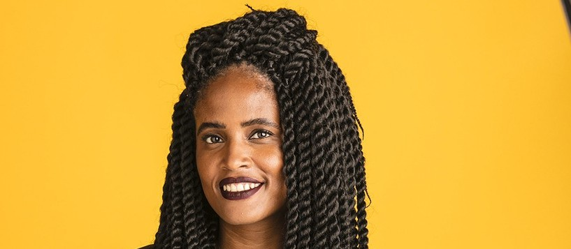 Djamila Ribeiro: uma professora necessária