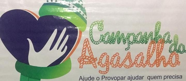 Campanha do Agasalho quer arrecadar 100 mil itens em Maringá
