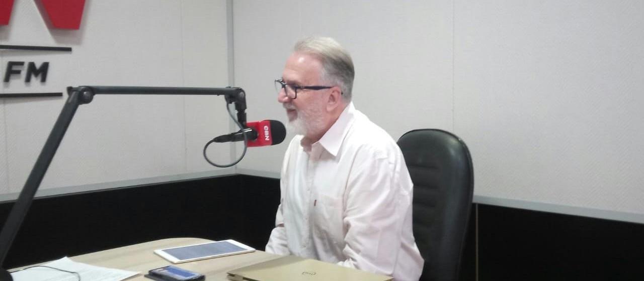 Flavio Rocha estará hoje em Maringá