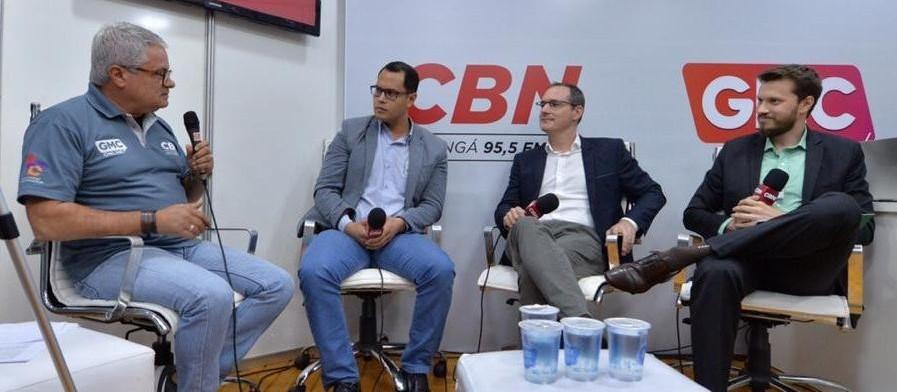 Cooperativismo é tema de programa especial no estúdio da CBN na Expoingá