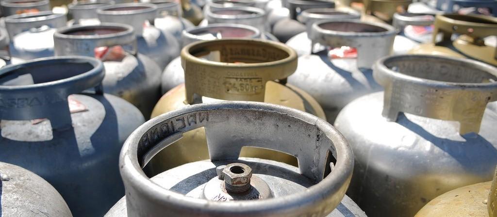 Revenda de gás de cozinha de Maringá é autuada pela ANP