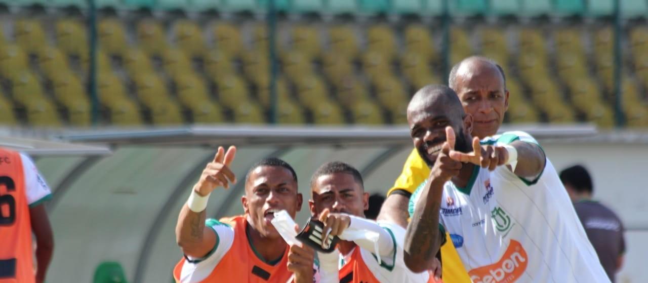Maringá FC vence Azuriz por 3 a 1