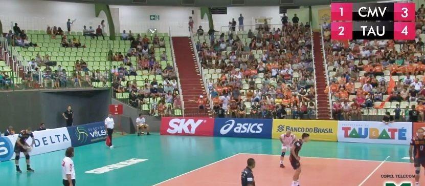 Copel Telecom acumula mais uma derrota na Superliga
